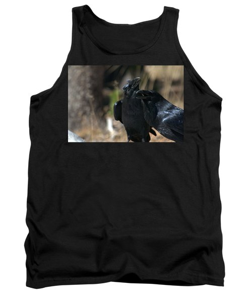 Here He Is Tank Top