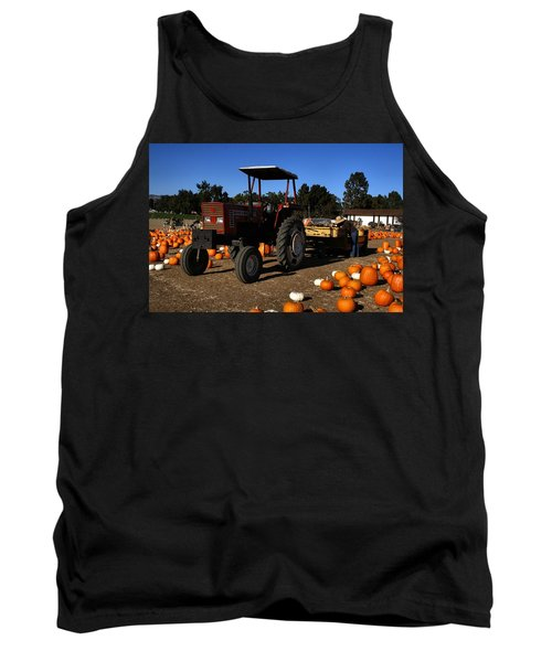 Tank Top featuring the photograph Heston 80-66 by Michael Gordon