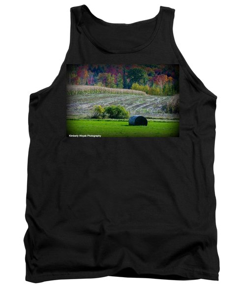 Hay Fall Tank Top