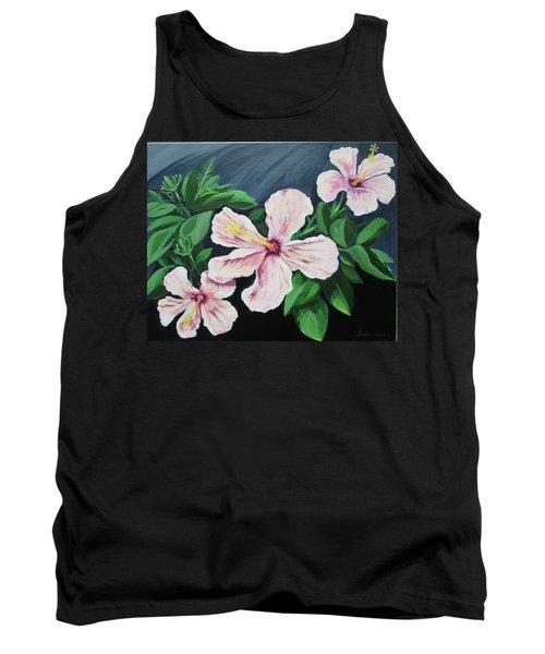 Hibiscus No. 1 Tank Top