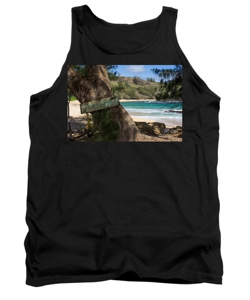 Tank Top featuring the photograph Hidden Gem by Suzanne Luft