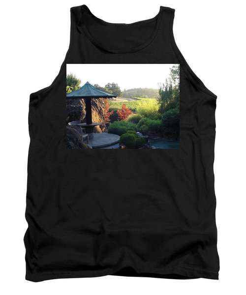 Tank Top featuring the photograph Hide Out  by Shawn Marlow