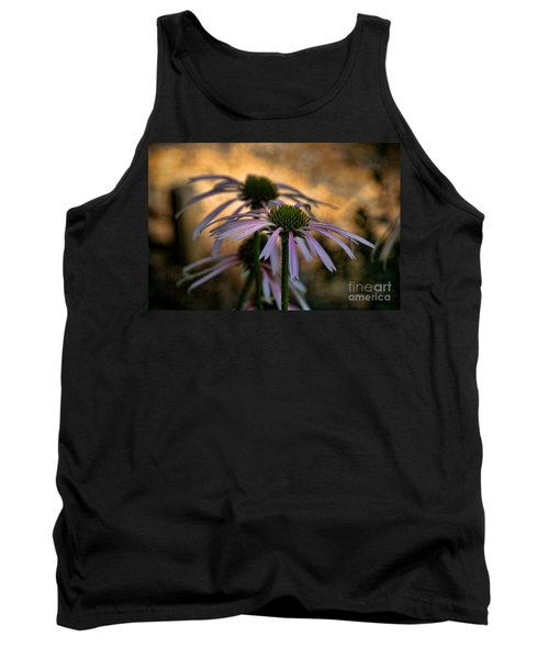 Tank Top featuring the photograph Hiding In The Shadows by Peggy Hughes