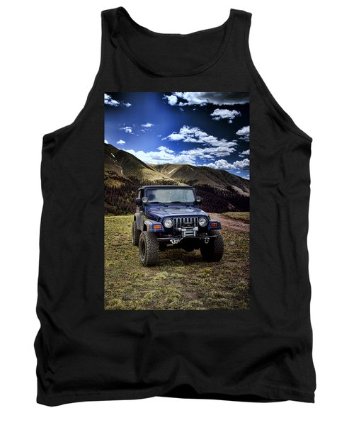 High Country Adventure Tank Top