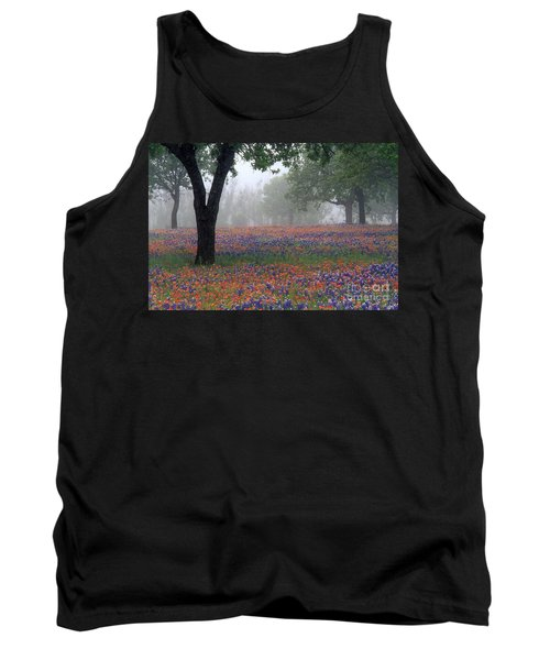 Hill Country - Fs000912 Tank Top by Daniel Dempster