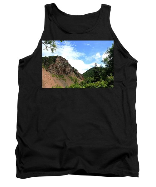 Hills Tank Top by Jason Lees