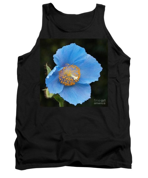 Himalayan Gift -- Meconopsis Poppy Tank Top