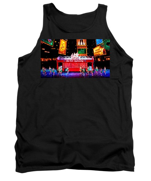 Holiday Sightseeing Tank Top by Mike Martin