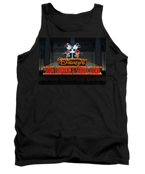 Hollywood Disney Tank Top
