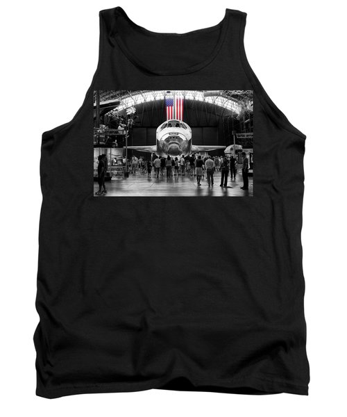 Home At Last Tank Top by Jim Thompson
