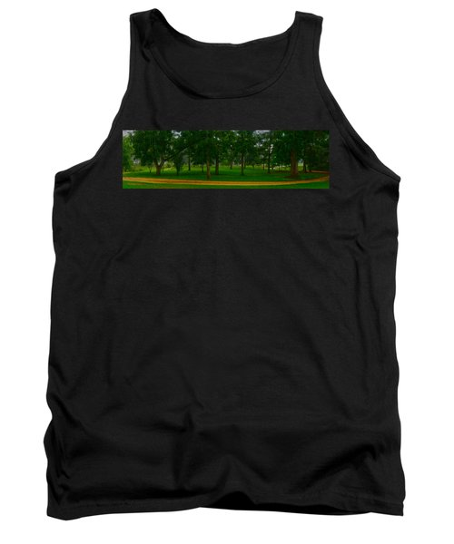 Tank Top featuring the photograph Home Circle II by Lanita Williams