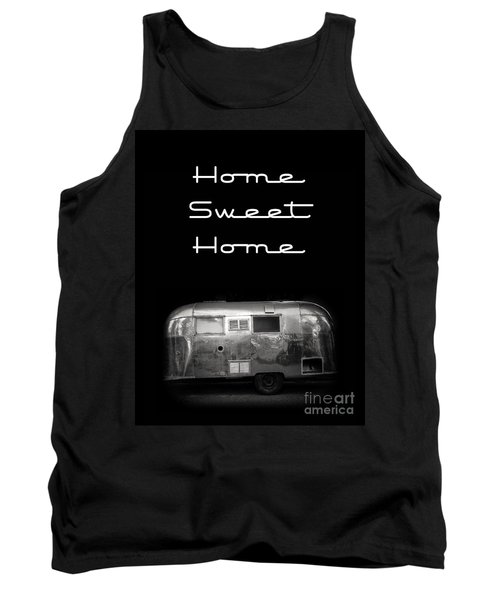 Home Sweet Home Vintage Airstream Tank Top