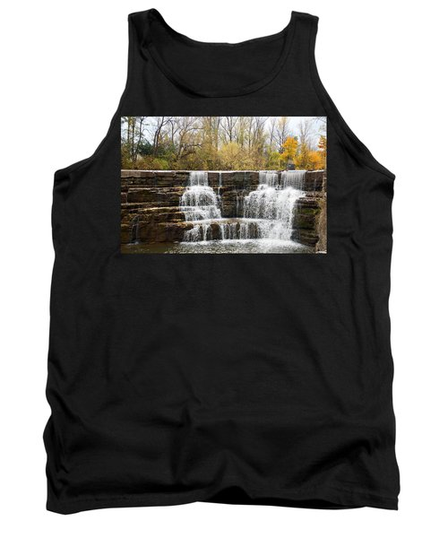 Honeoye Falls 2 Tank Top by Aimee L Maher Photography and Art Visit ALMGallerydotcom