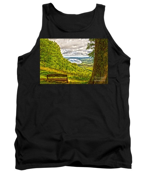 Honeoye Lake Overlook Tank Top