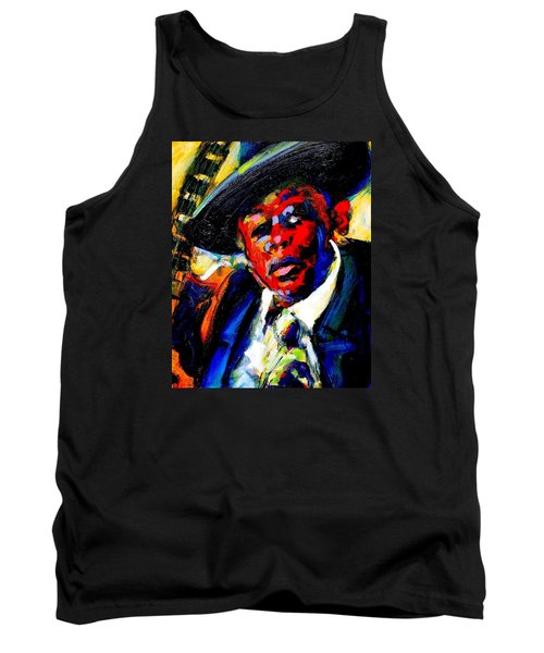 Hooker Tank Top by Les Leffingwell