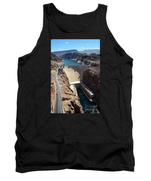 Hoover Dam Tank Top by RicardMN Photography