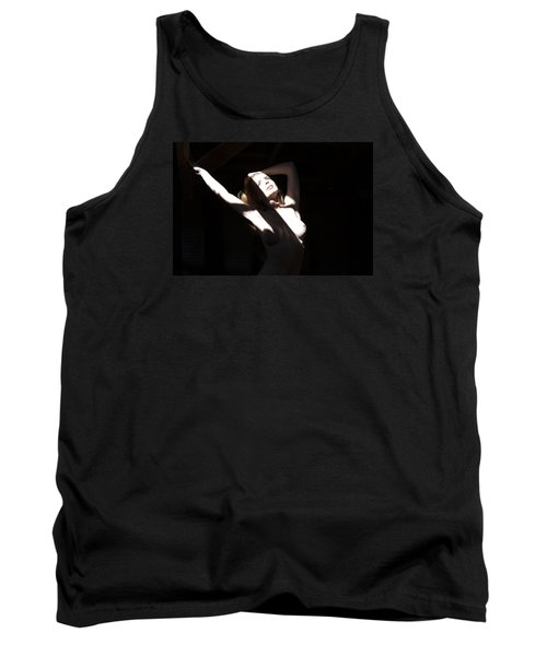 Tank Top featuring the photograph Hope Eternal by Mez