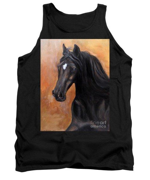 Horse - Lucky Star Tank Top