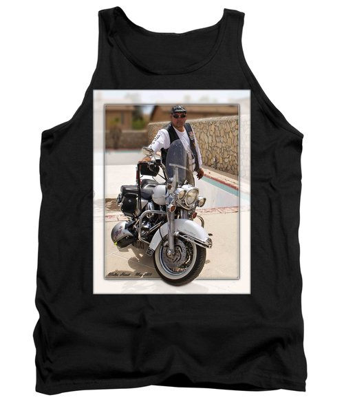Horses Of Iron2 Tank Top