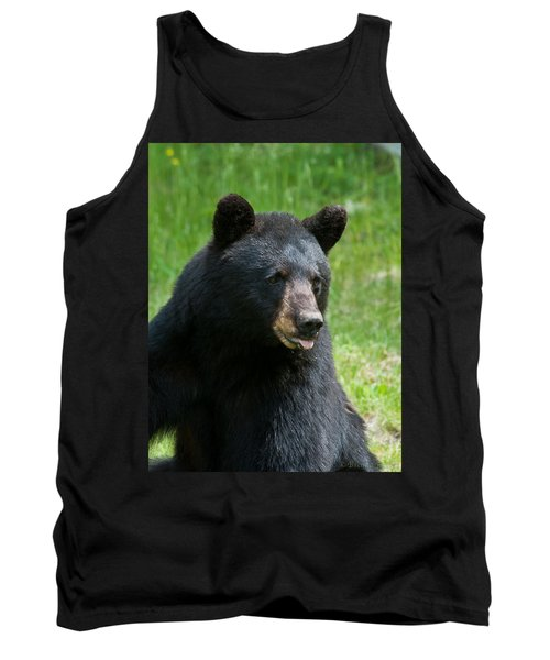 Hot Day In Bear Country Tank Top