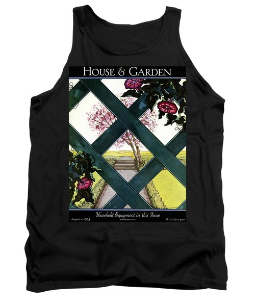 House And Garden Household Equipment Tank Top