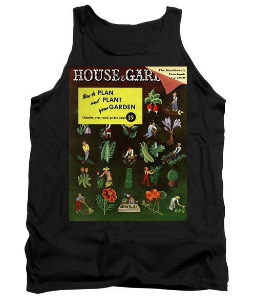 House And Garden How To Plan And Plant Tank Top