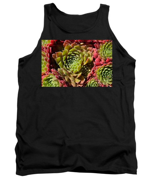 Houseleek Group Tank Top