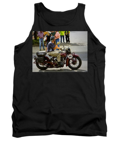 Howdy Indian 96 Tank Top