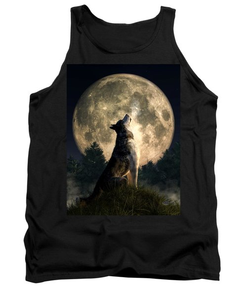 Howling Wolf Tank Top