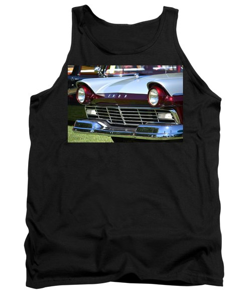Tank Top featuring the photograph Hr-11 by Dean Ferreira