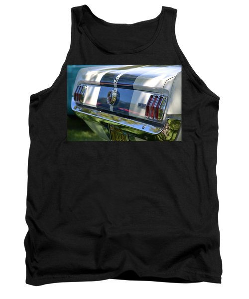 Tank Top featuring the photograph Hr-22 by Dean Ferreira