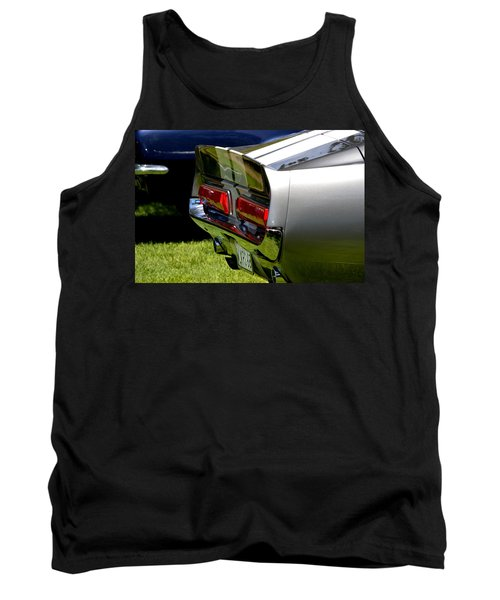 Tank Top featuring the photograph Hr-24 by Dean Ferreira