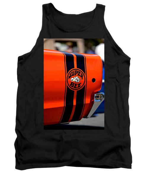 Tank Top featuring the photograph Hr-27 by Dean Ferreira