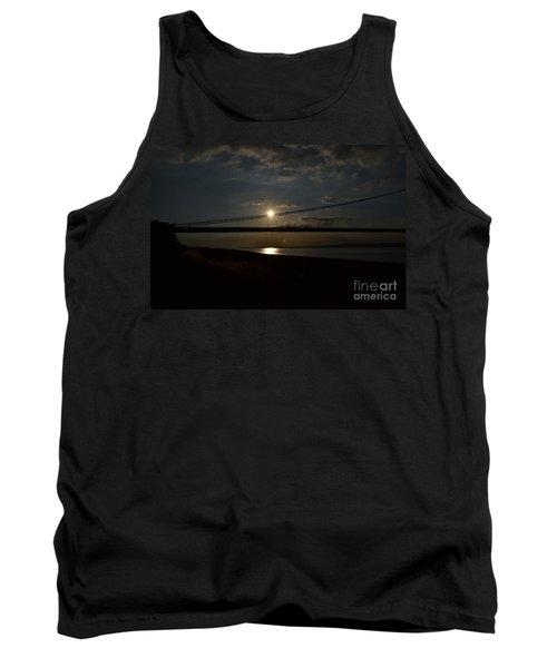 Humber Bridge Sunset Tank Top