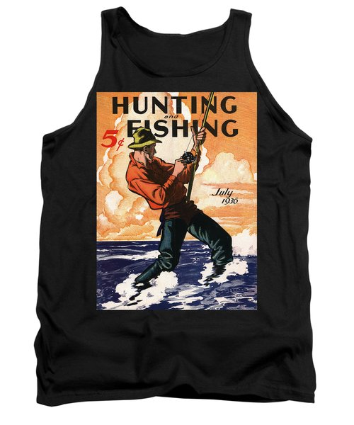 Hunting And Fishing Tank Top