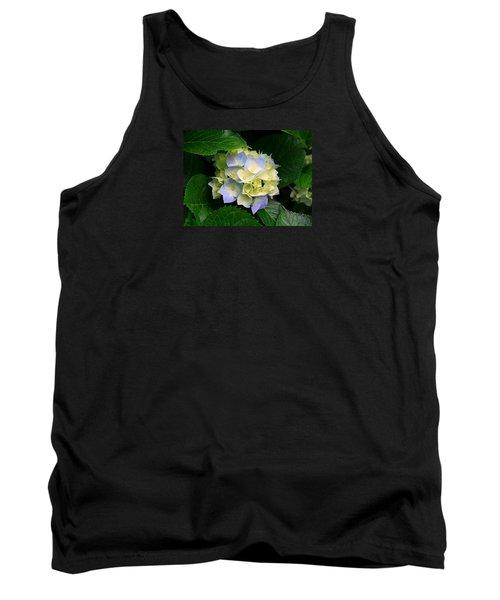 Hydrangeas Tank Top