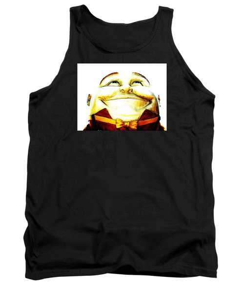 I Had A Thought Je Suis Charlie Tank Top by John King