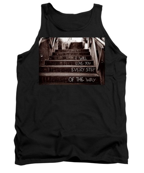 I Will Love You Tank Top