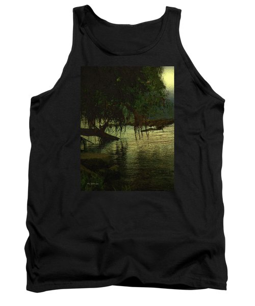 I'll Be Waiting Tank Top by RC deWinter
