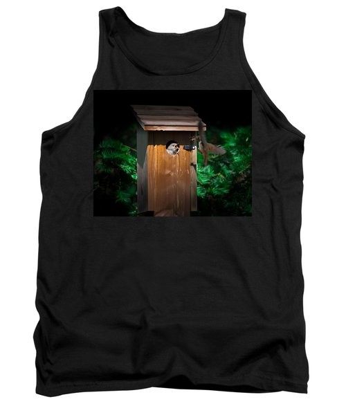I'm Hungry Tank Top by Kenneth Cole
