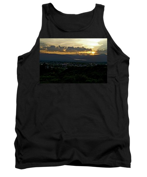 Tank Top featuring the photograph In My Place by Jeremy Rhoades