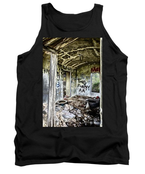 In Ruins Tank Top