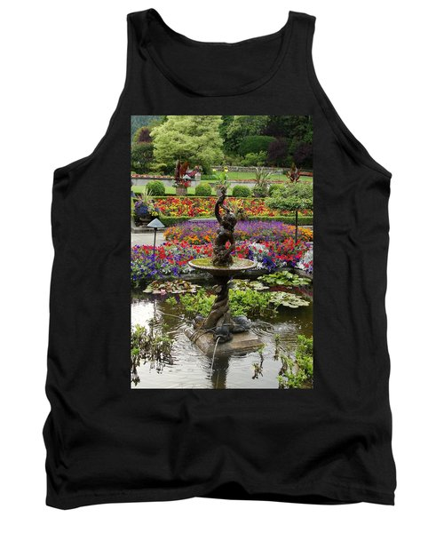 Tank Top featuring the photograph In Living Color by Natalie Ortiz