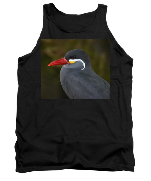Inca Tern  Tank Top by Richard Bryce and Family