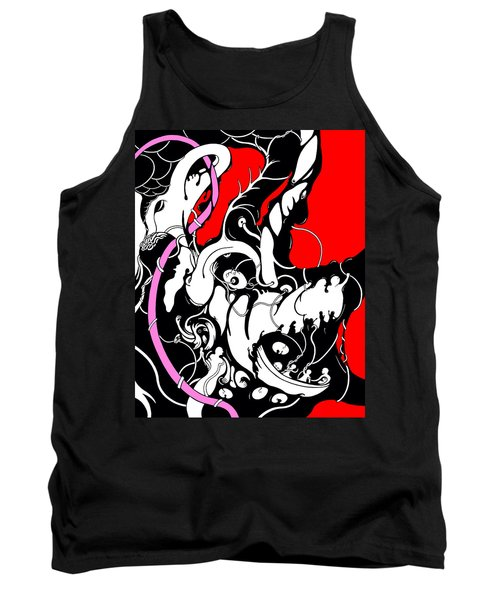 Incubus Tank Top