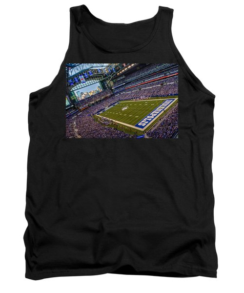 Indianapolis And The Colts Tank Top