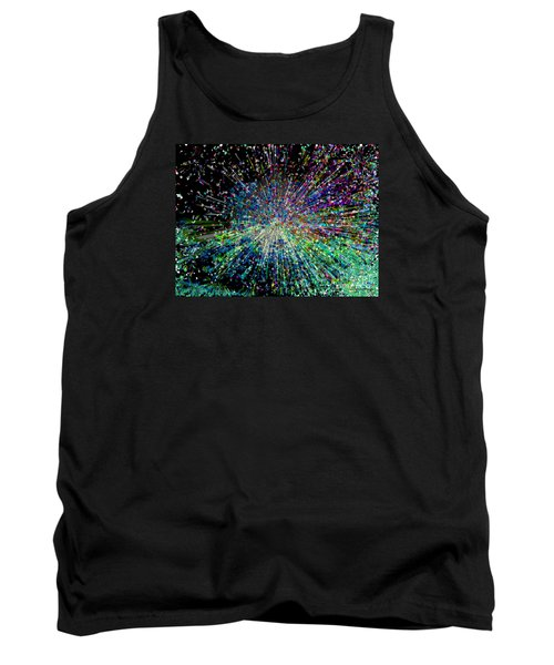 Information Explosion Tank Top