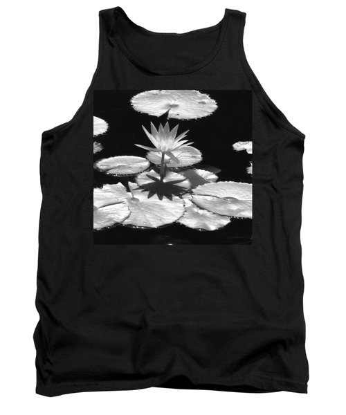 Infrared - Water Lily 02 Tank Top