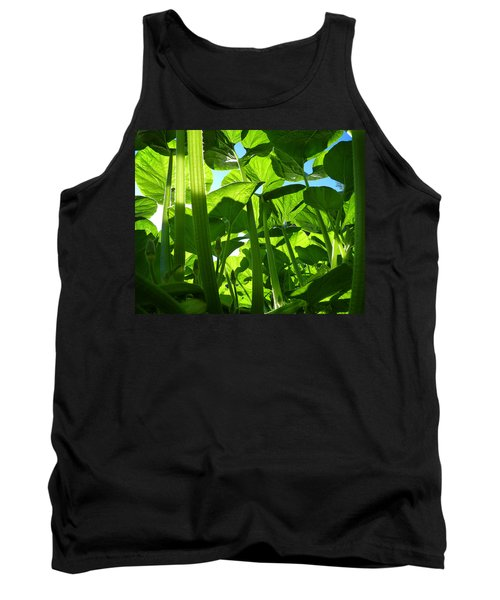 Inside Another World Tank Top