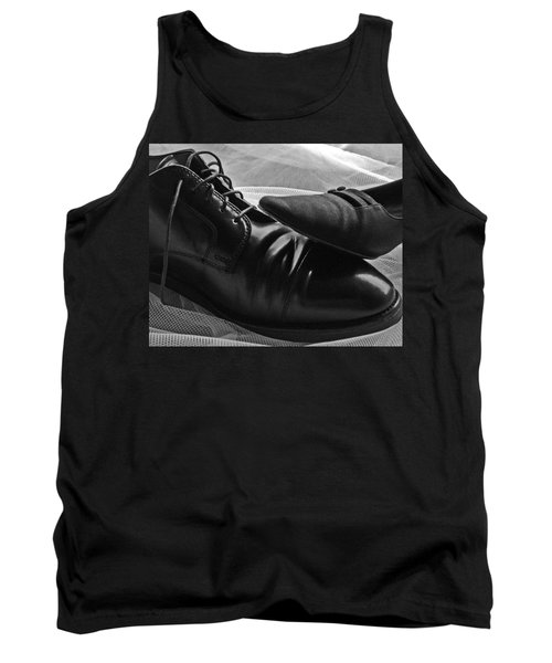 Tank Top featuring the photograph Instep by Lisa Phillips